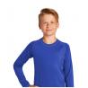Helena Lions Swim Sport-Tek ® Youth Long Sleeve Rashguard Tee