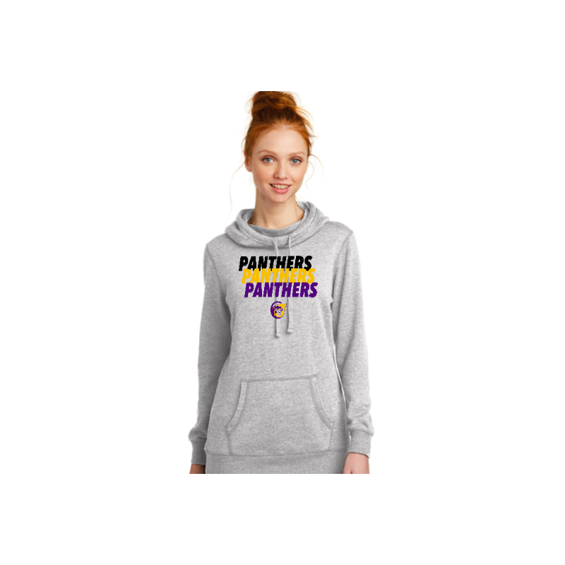 JHS District ® Women's Lightweight Fleece Hoodie