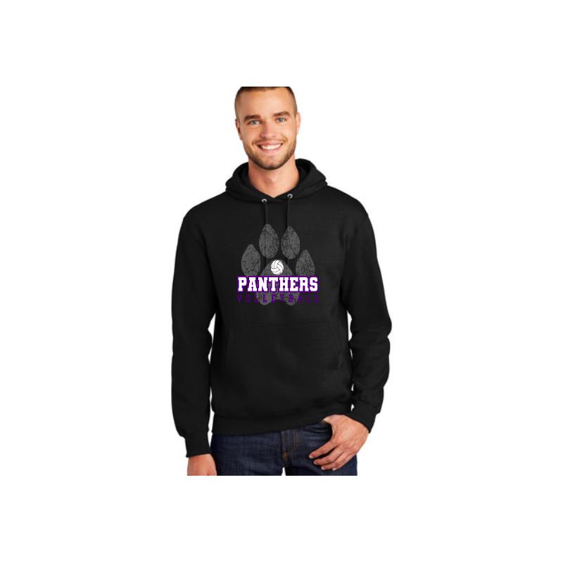 JHS 2021 Volleyball Hooded Sweatshirt