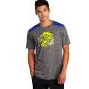 Helena Lions Swim Sport-Tek ® PosiCharge ® Tri-Blend Wicking Draft Tee