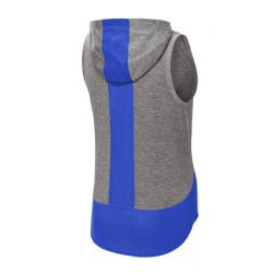 Helena Lions Swim Sport-Tek ® Ladies PosiCharge ® Tri-Blend Wicking Draft Hoodie Tank